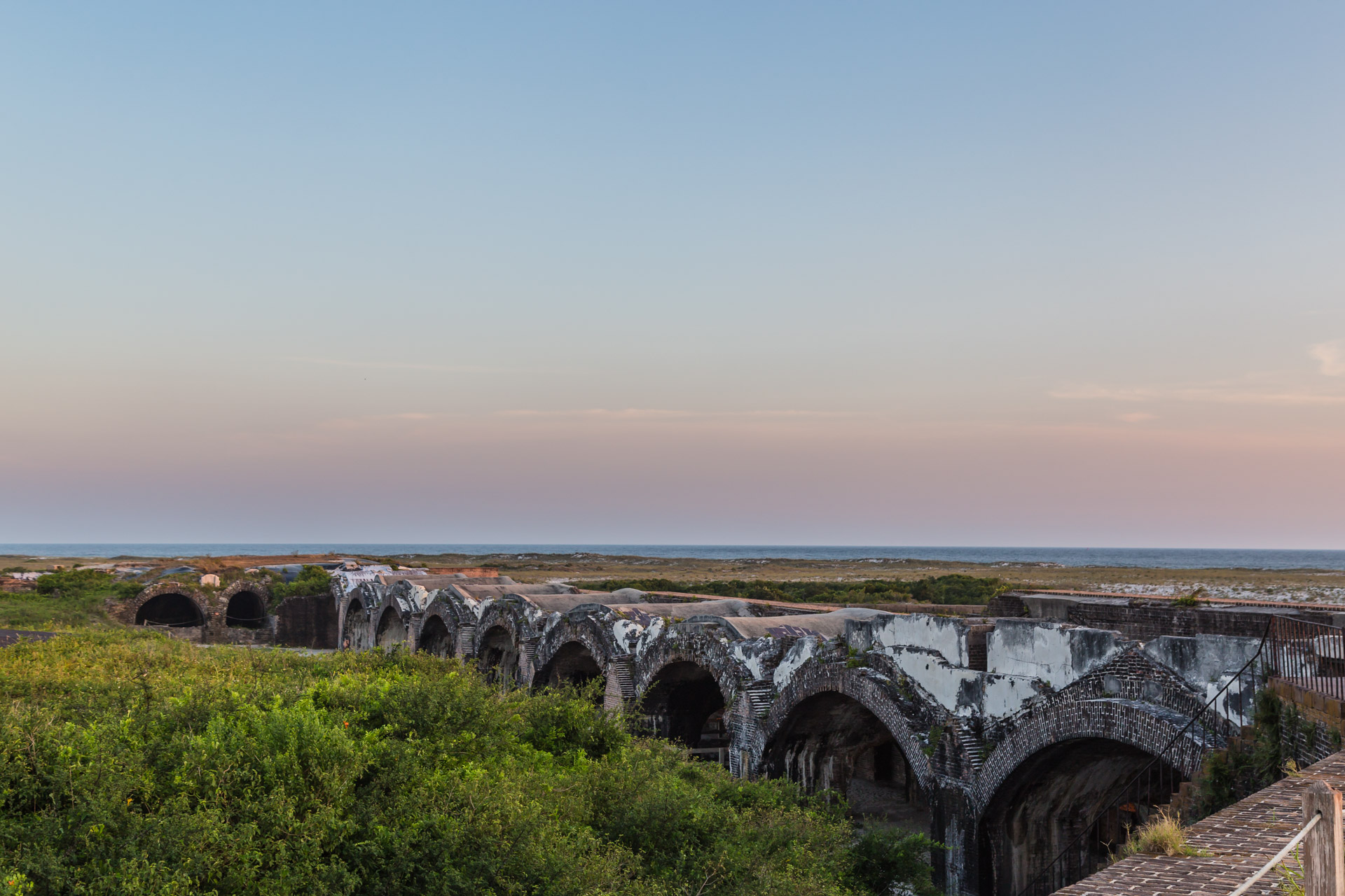 Fort Pickens (top)