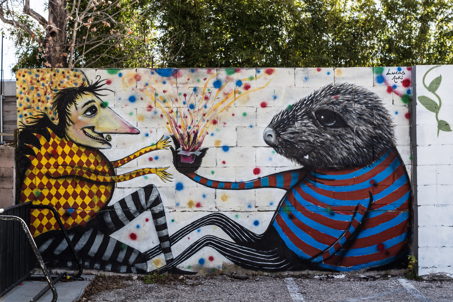 Austin Street Art (animals)