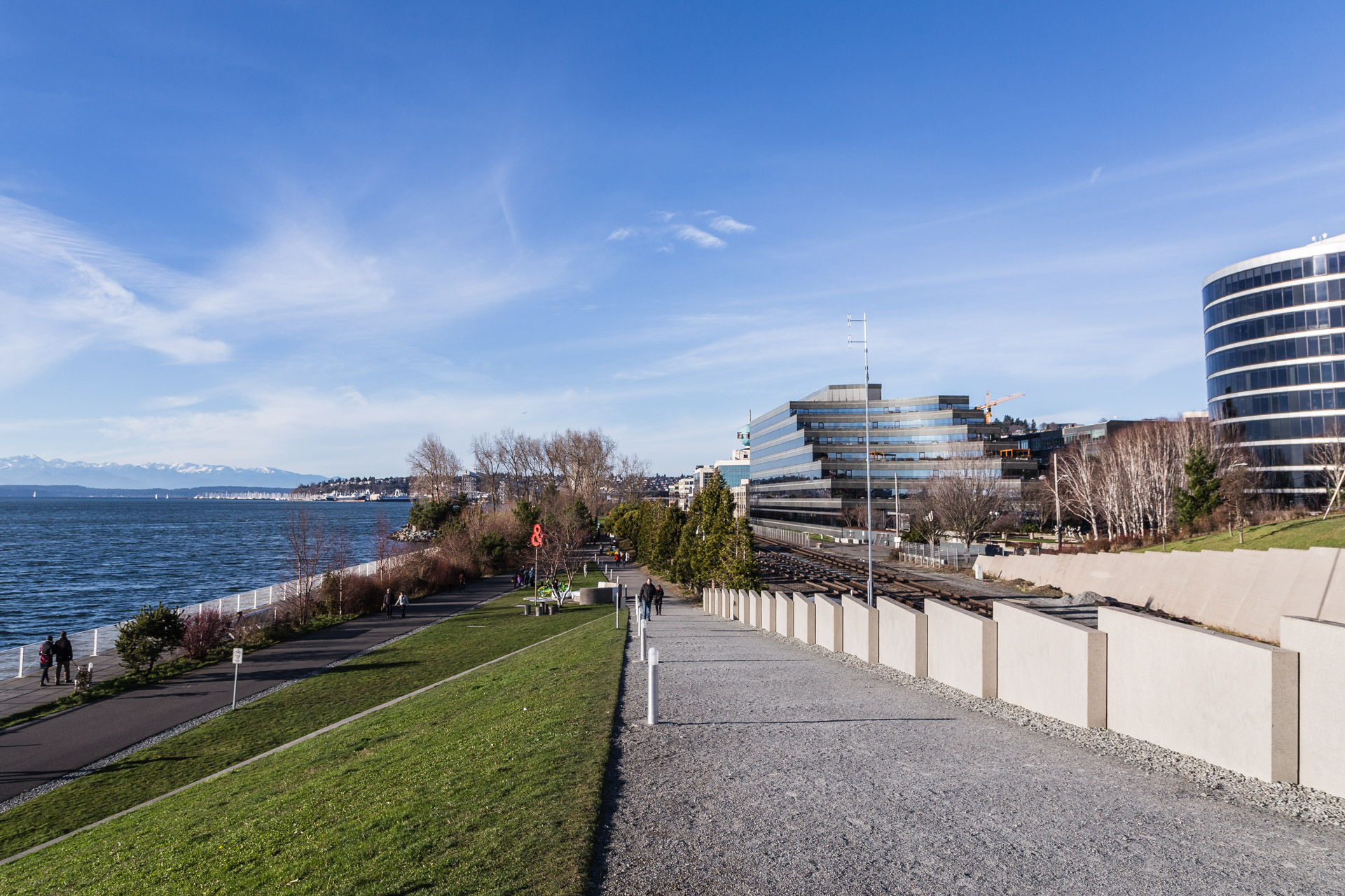 Olympic Sculpture Park (path 2)