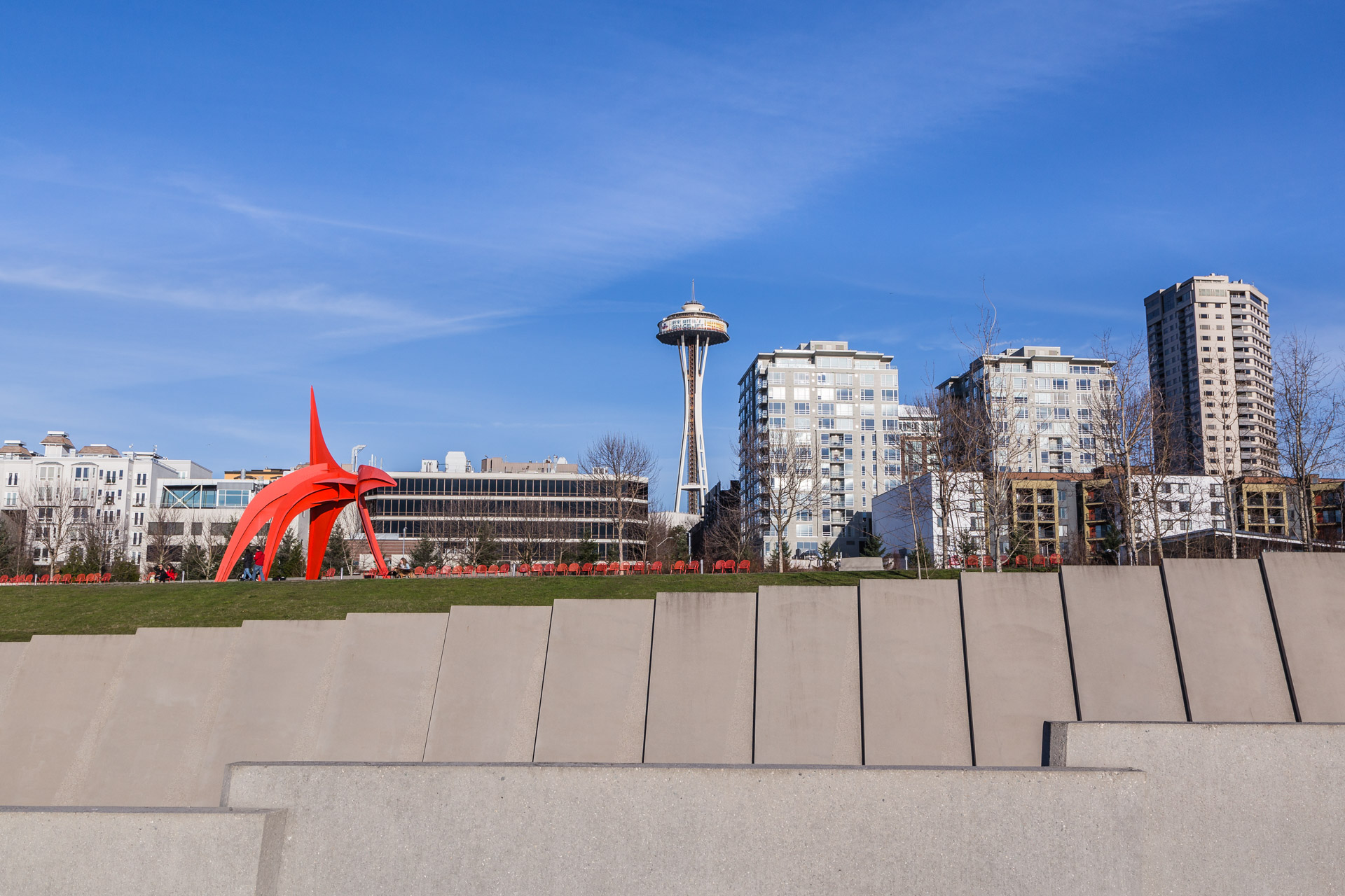 Olympic Sculpture Park (red 1)