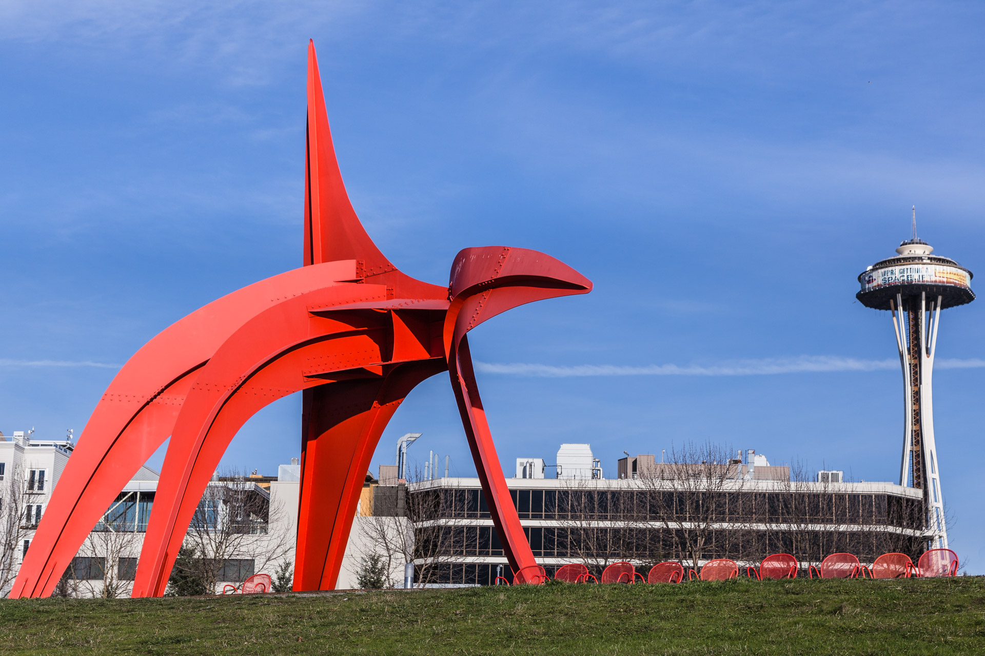 Olympic Sculpture Park (red 2)