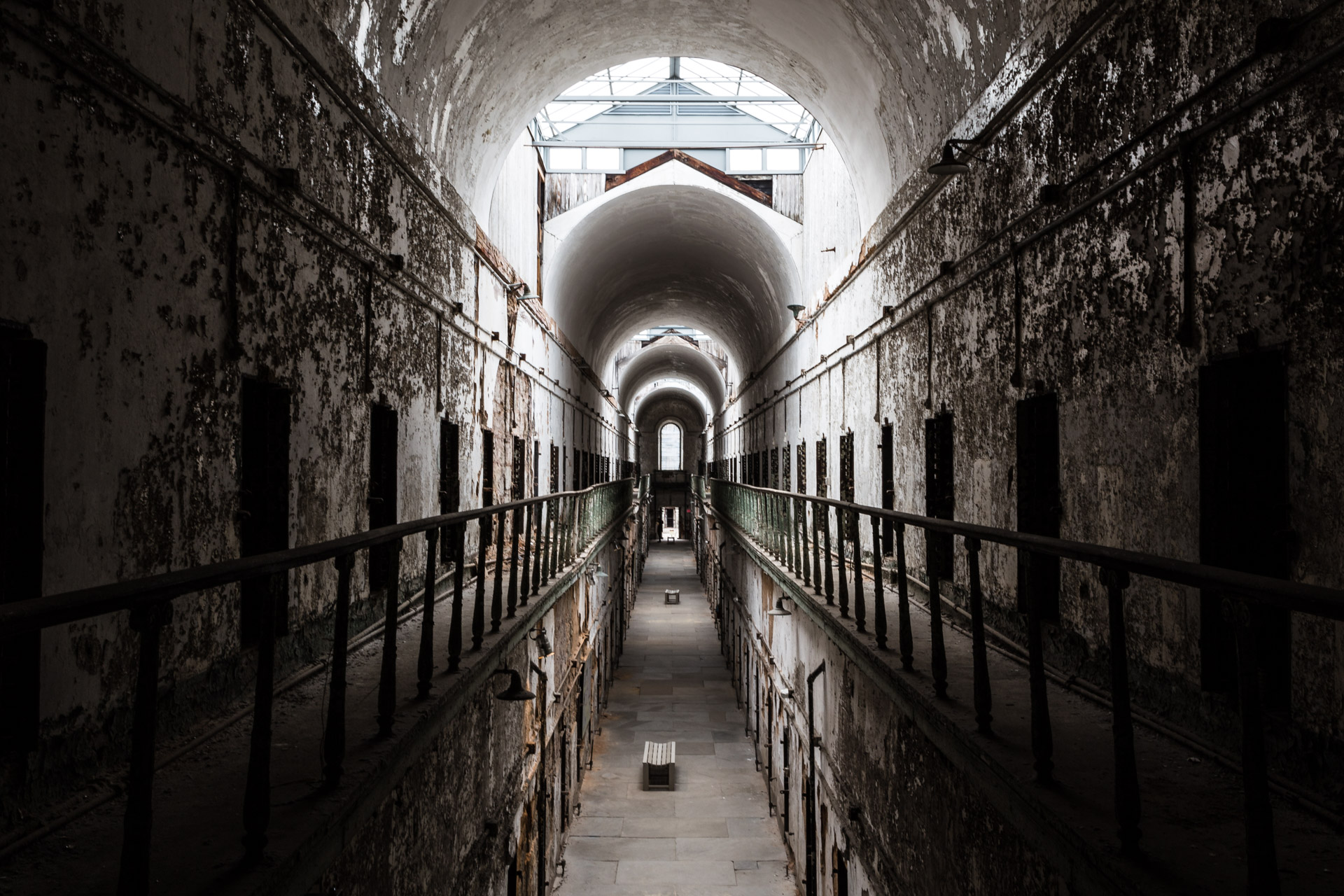 Exploring Eastern State Penitentiary Part 2