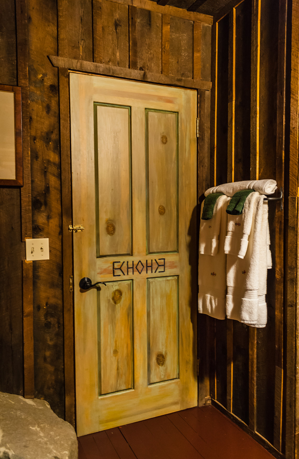 Dunton Hot Springs (echo door)