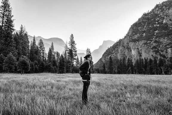 Flashback Trip: Channeling Our Inner Ansel Adams At Yosemite
