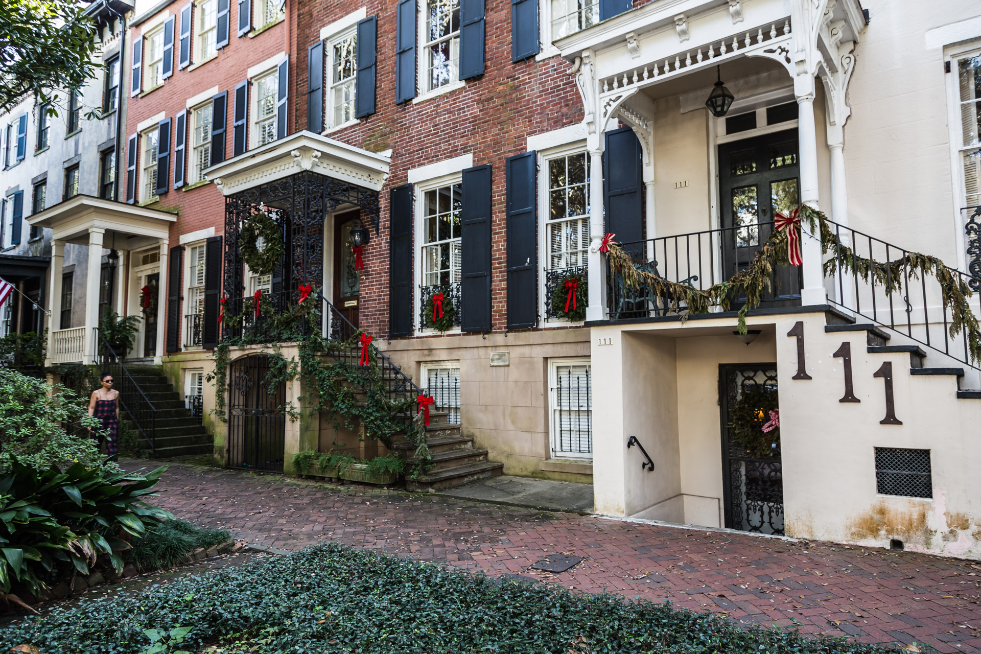 Getting To Know Savannah In One Street