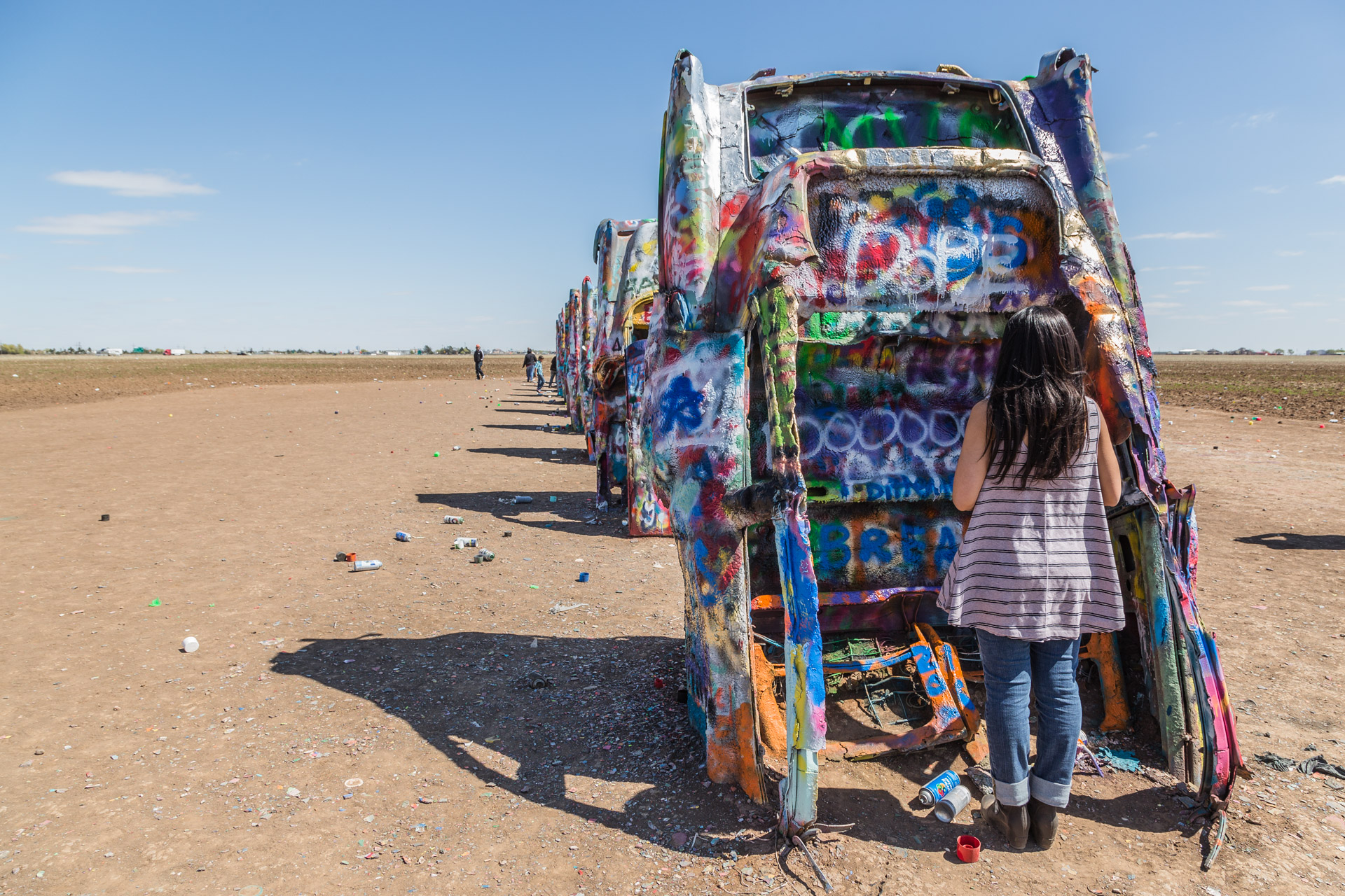 Cadillac Ranch (13)