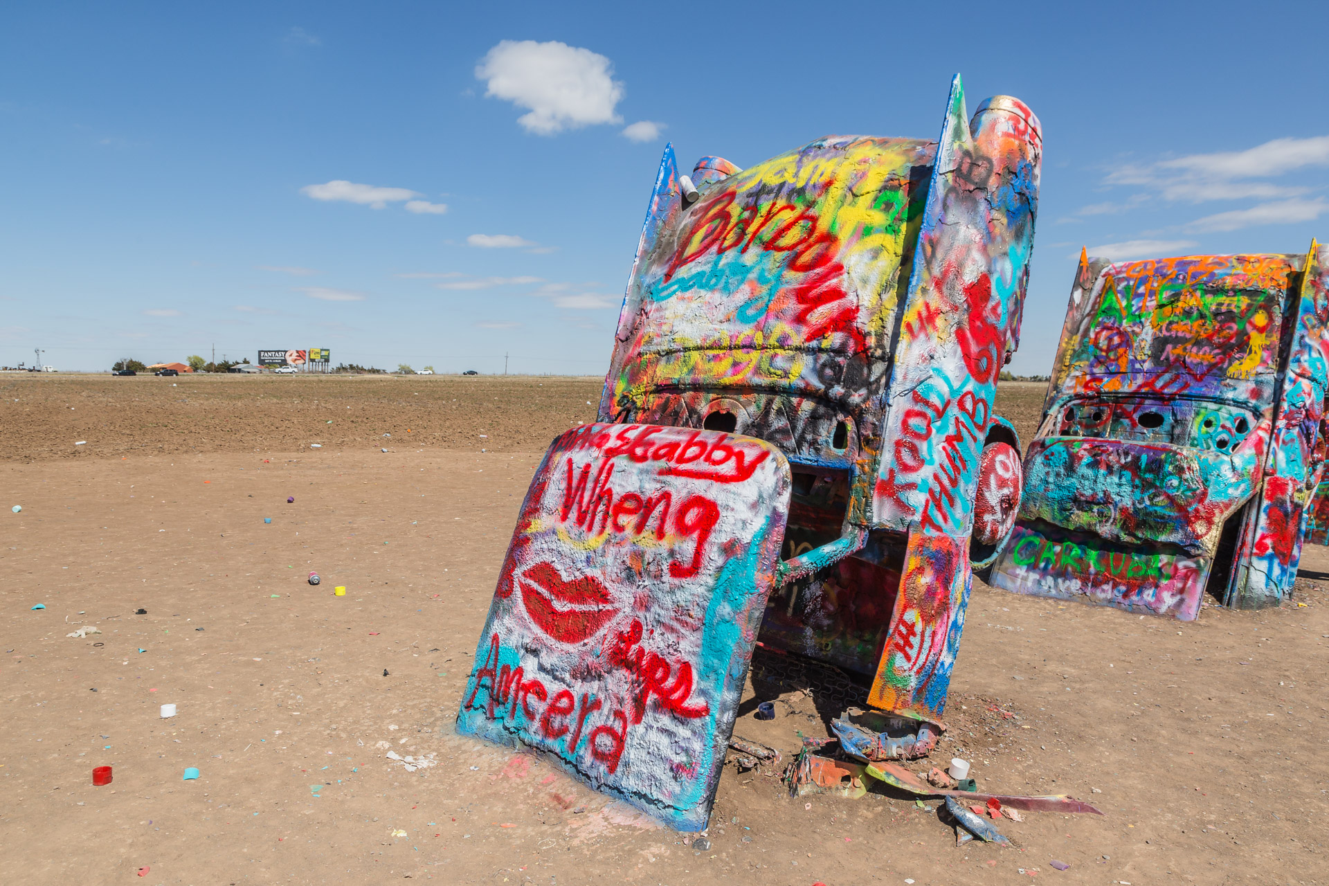 Cadillac Ranch (6)