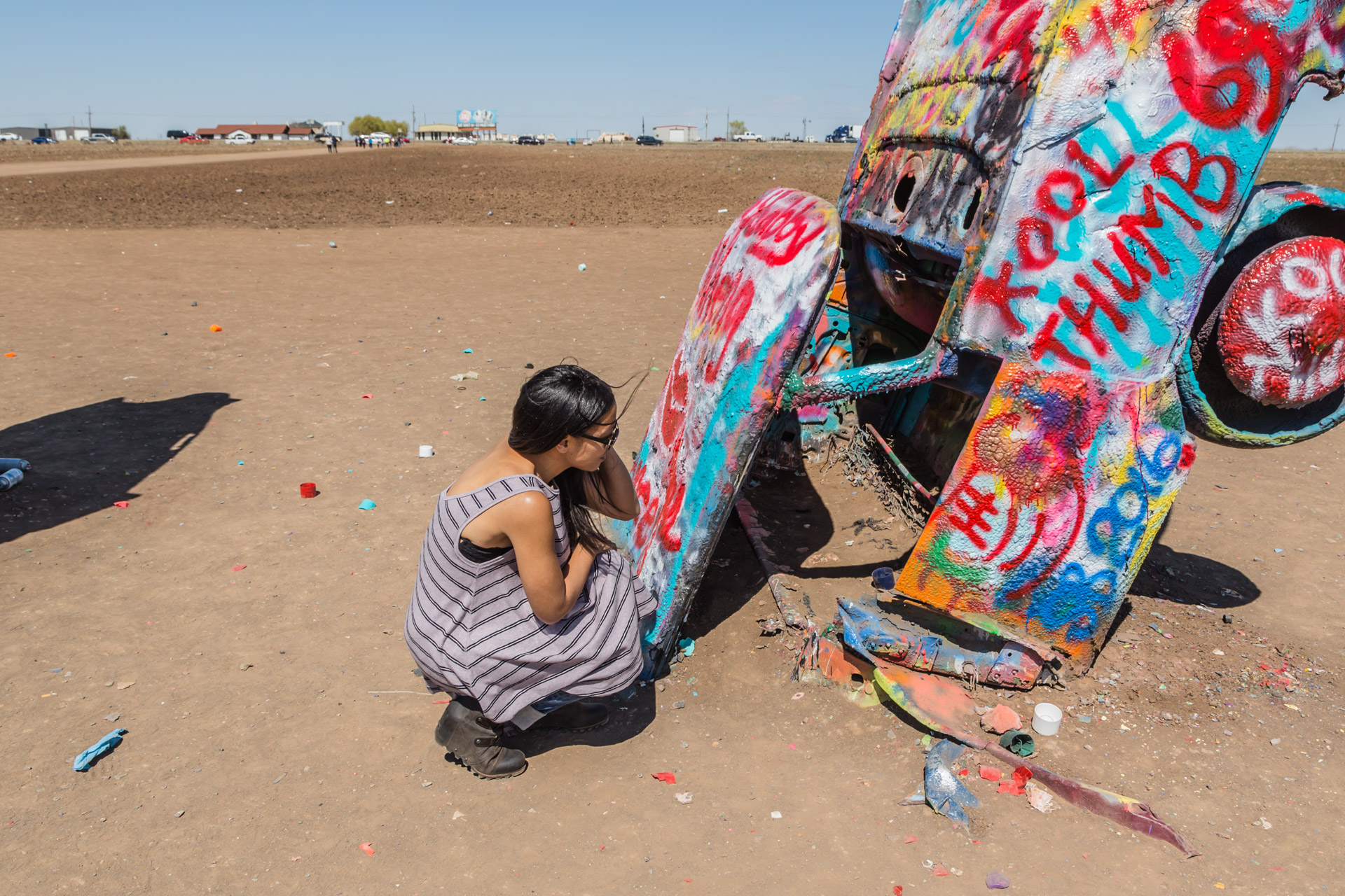 Cadillac Ranch (7)