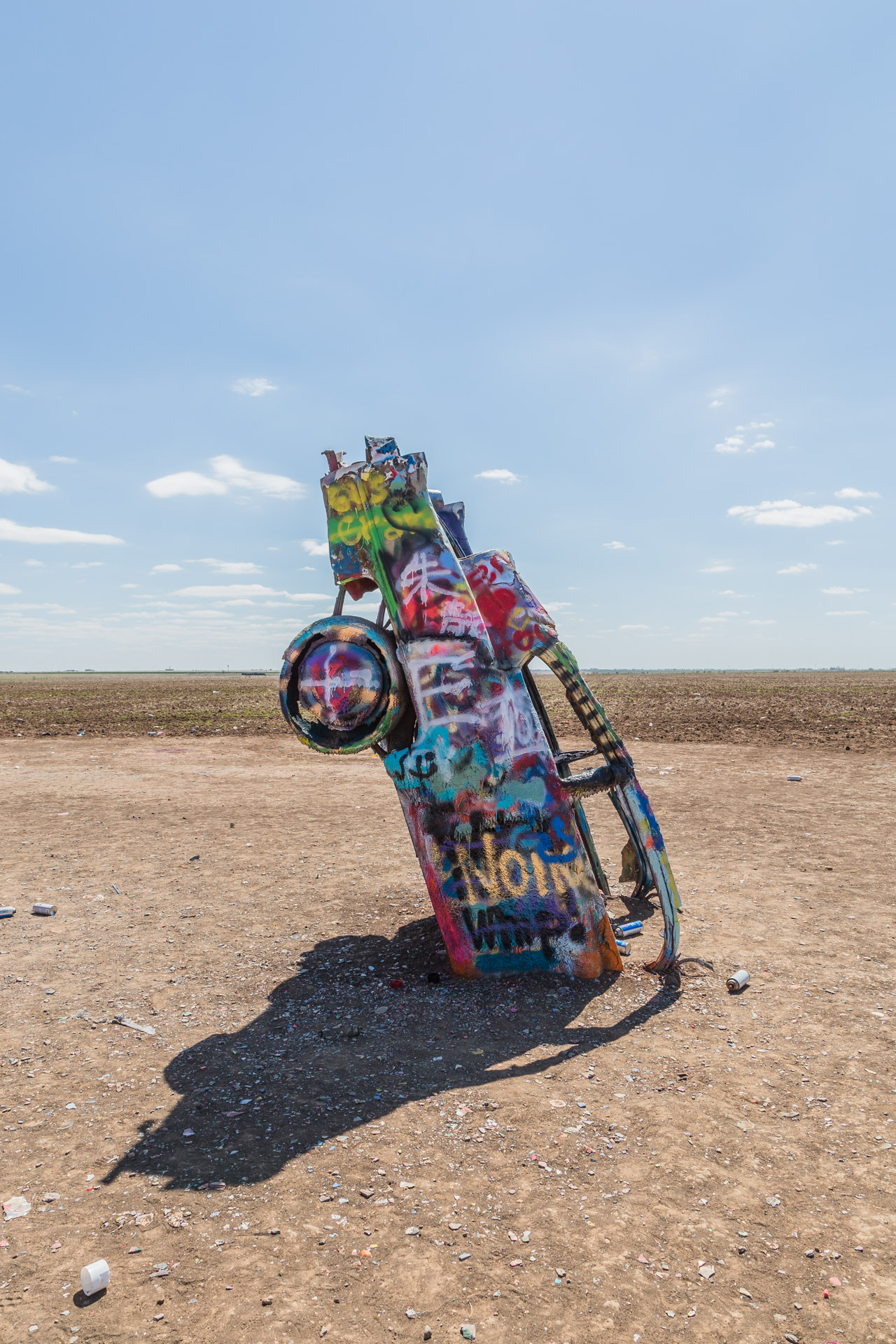 Cadillac Ranch (vertical 1)