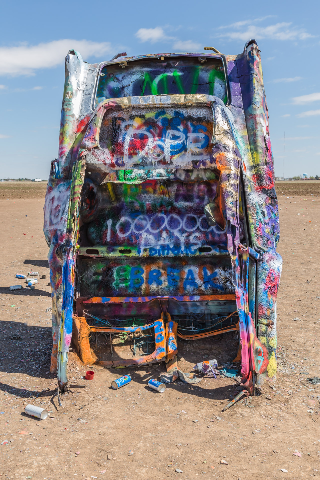 Cadillac Ranch (vertical 2)