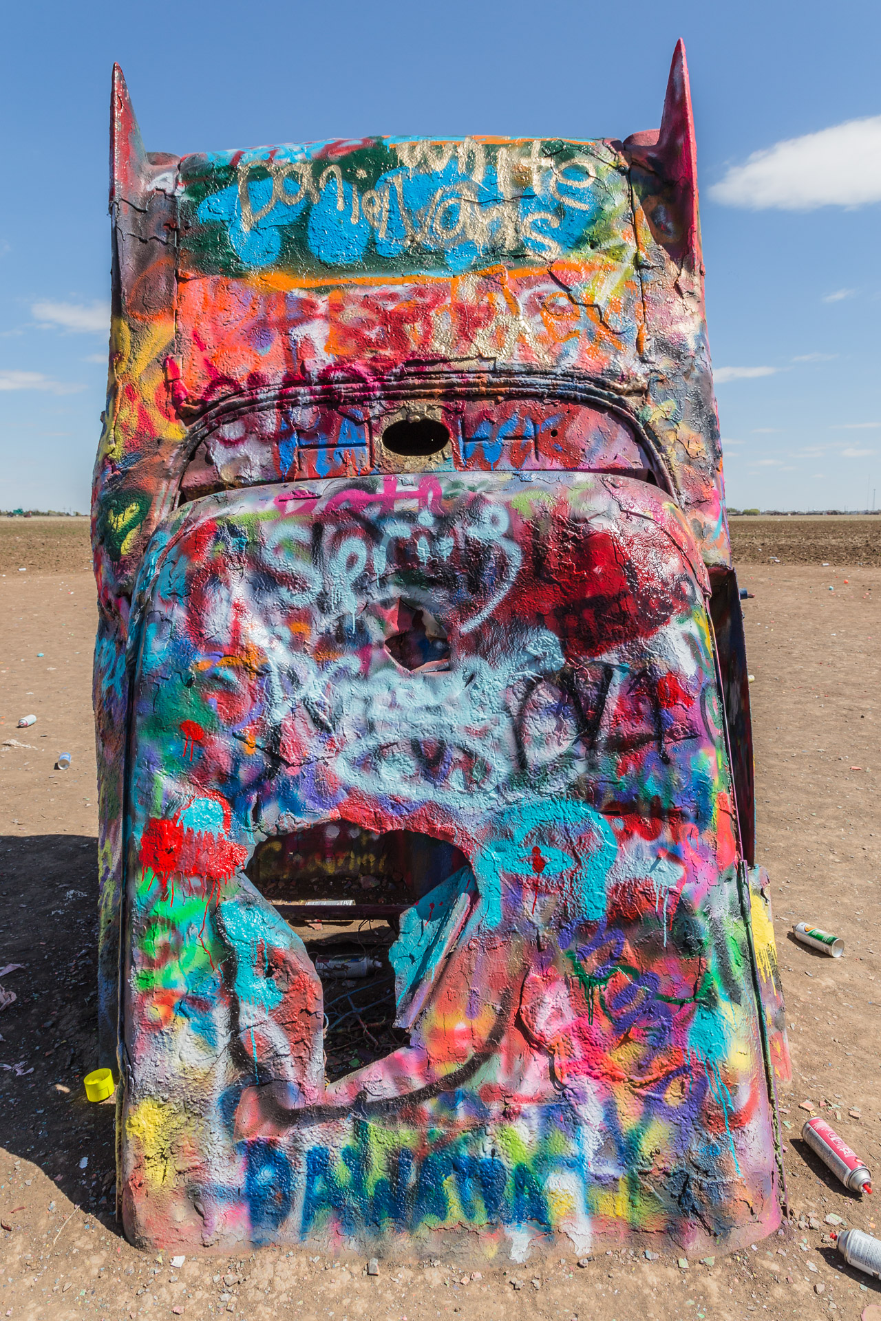 Cadillac Ranch (vertical 5)