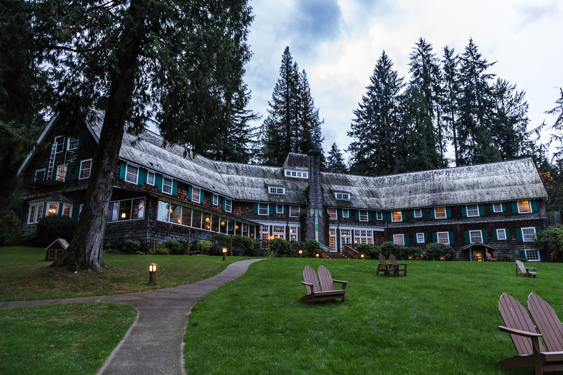 Lake Quinault Lodge: A Washington Gem Part 1
