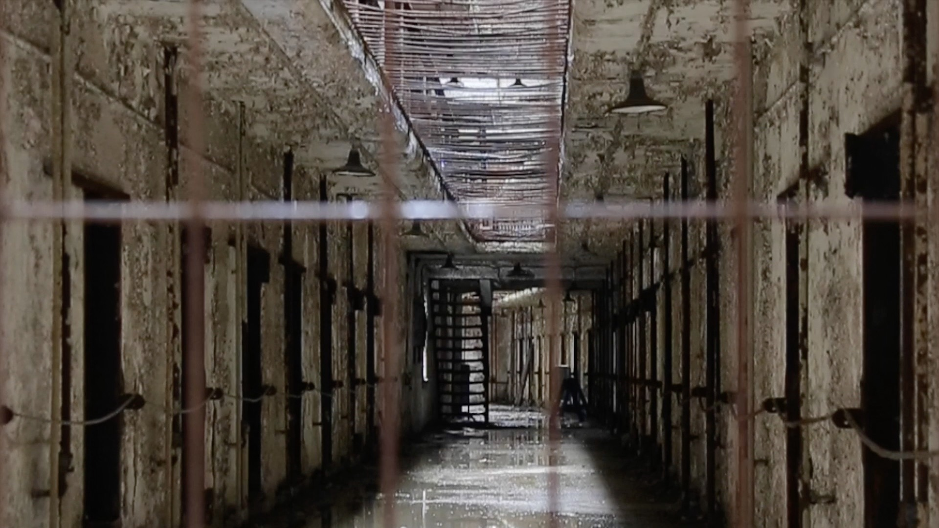 Video: Listening to Eastern State Penitentiary