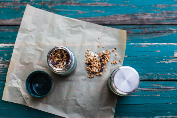 Not Your Grandma's Granola...Wait, Do Grandma's Make Granola?