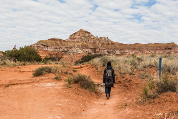 One Last Hike At Palo Duro Canyon State Park
