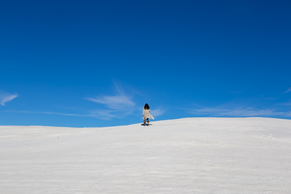 Walking On The Moon...aka White Sands National Monument