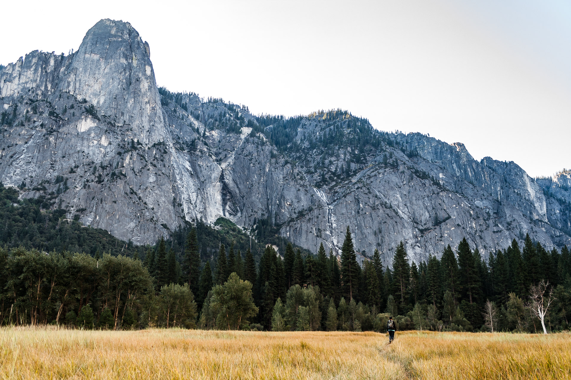 Why Travel (Yosemite)